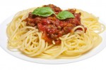 Špageti bolonjese