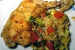 rižot piletina